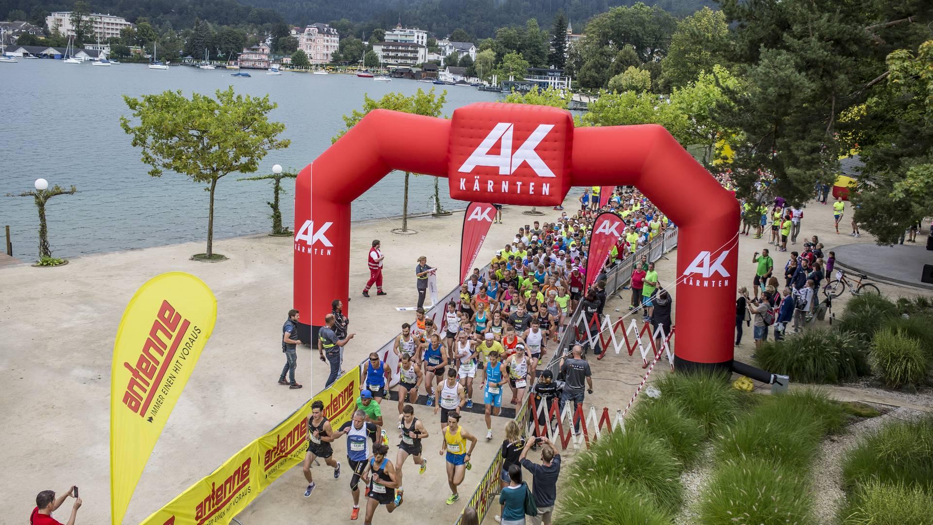 Kärnten läuft Viertelmarathon