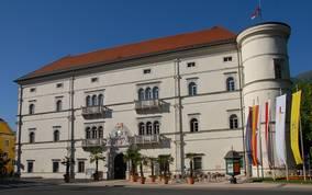Schloss Porcia in Spittal