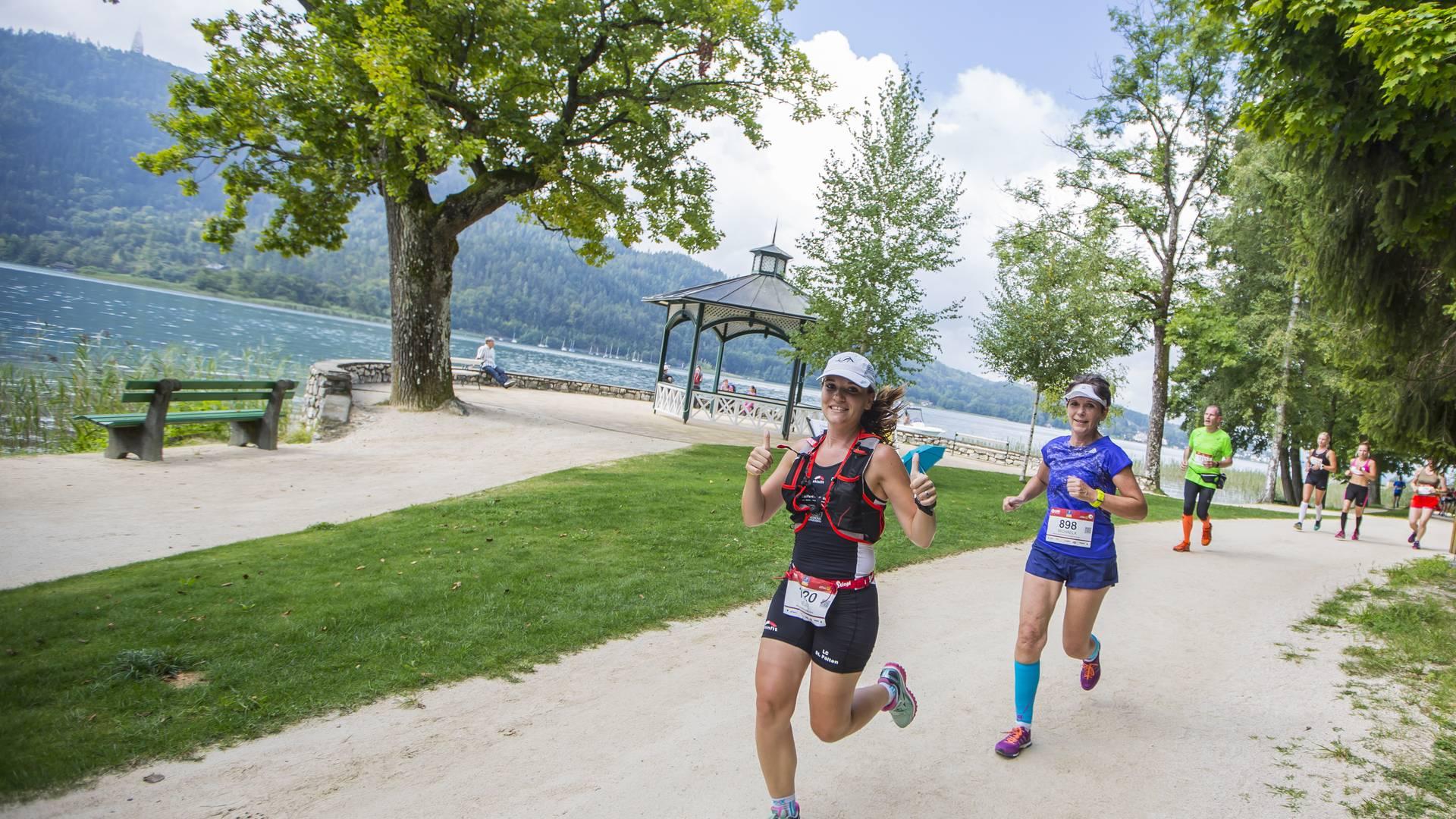 Kärnten läuft Halbmarathon