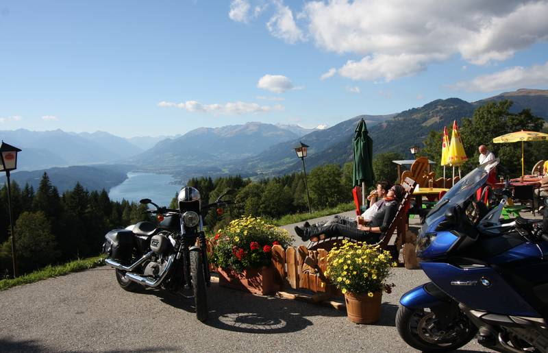 Motorradland Kärnten, Millstätter See