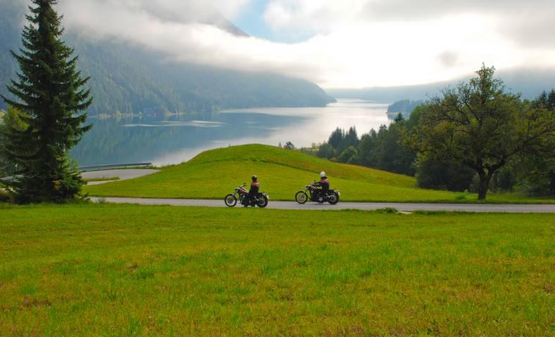 Motorradland Kärnten, Weissensee