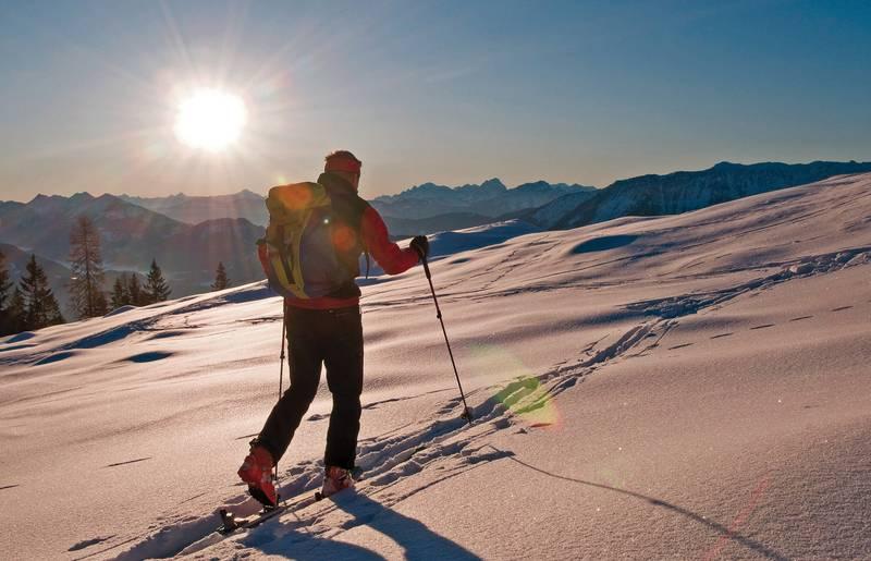 Skitourengenuss