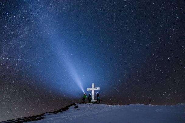 Nacht der Sterne in Heiligenblut