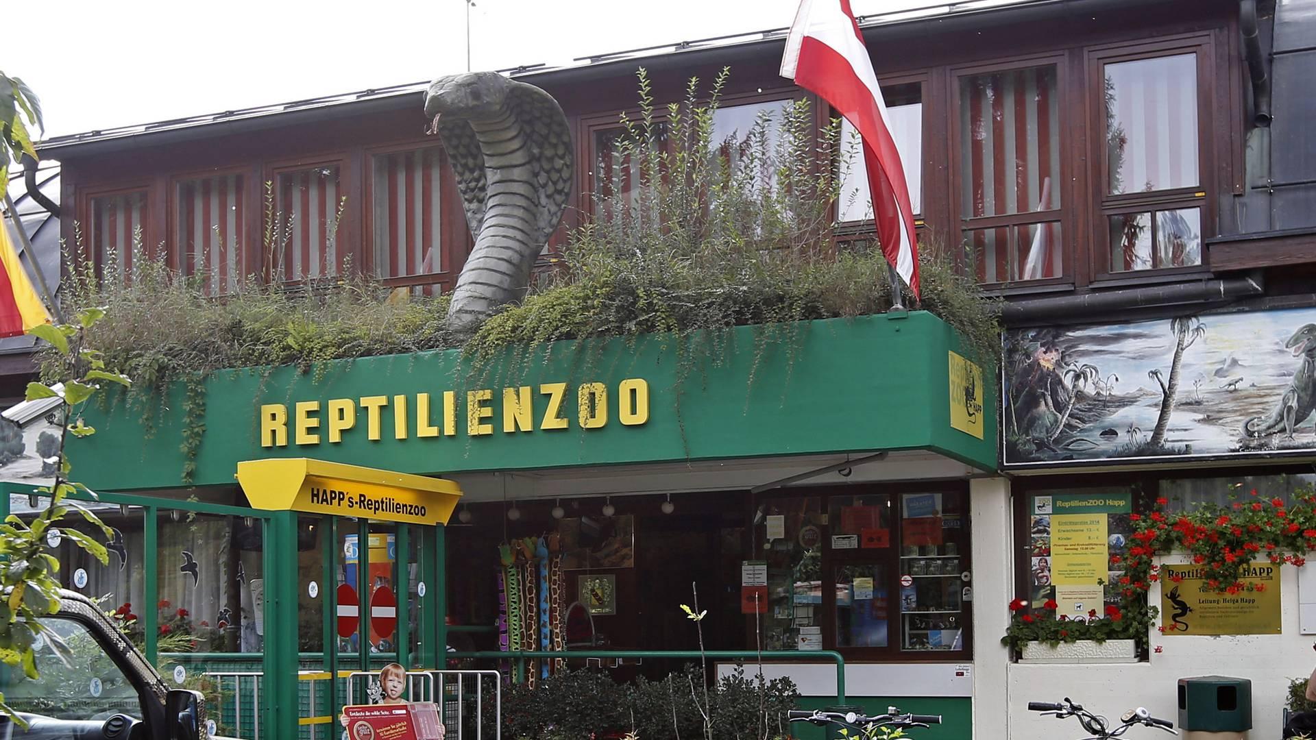 Reptilienzoo Happ