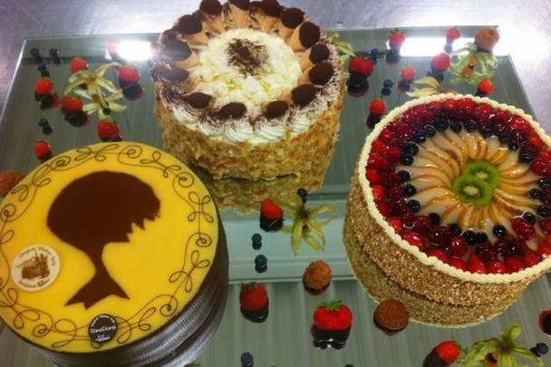 Cafe Koloini mit Villacher Torte