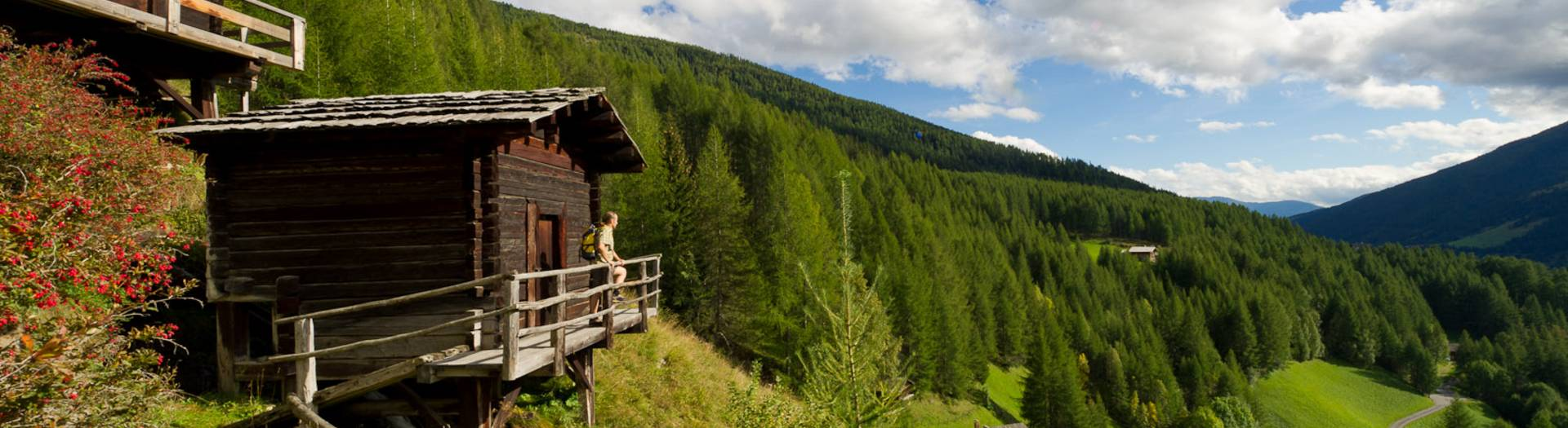 Apriacher Stockmühlen in Heiligenblut im Nationalpark Hohe Tauern
