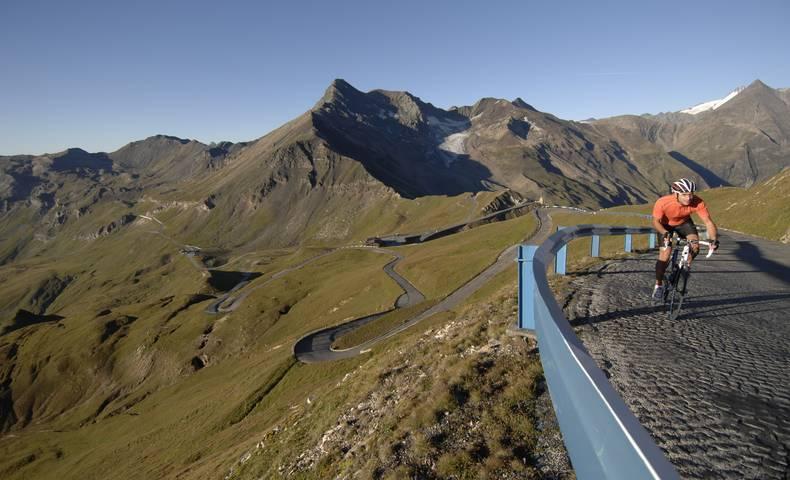 Rennradfahren in Kärnten