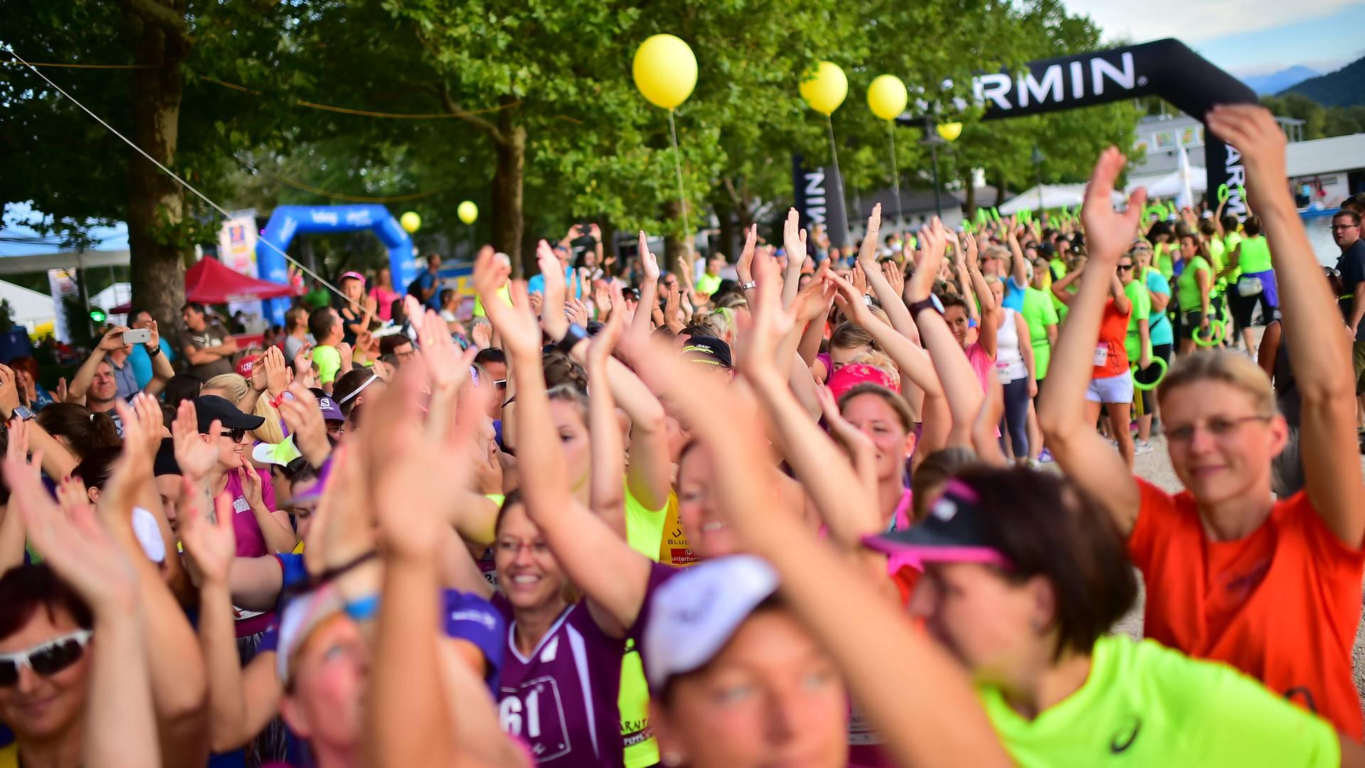 Kärnten läuft Frauenlauf