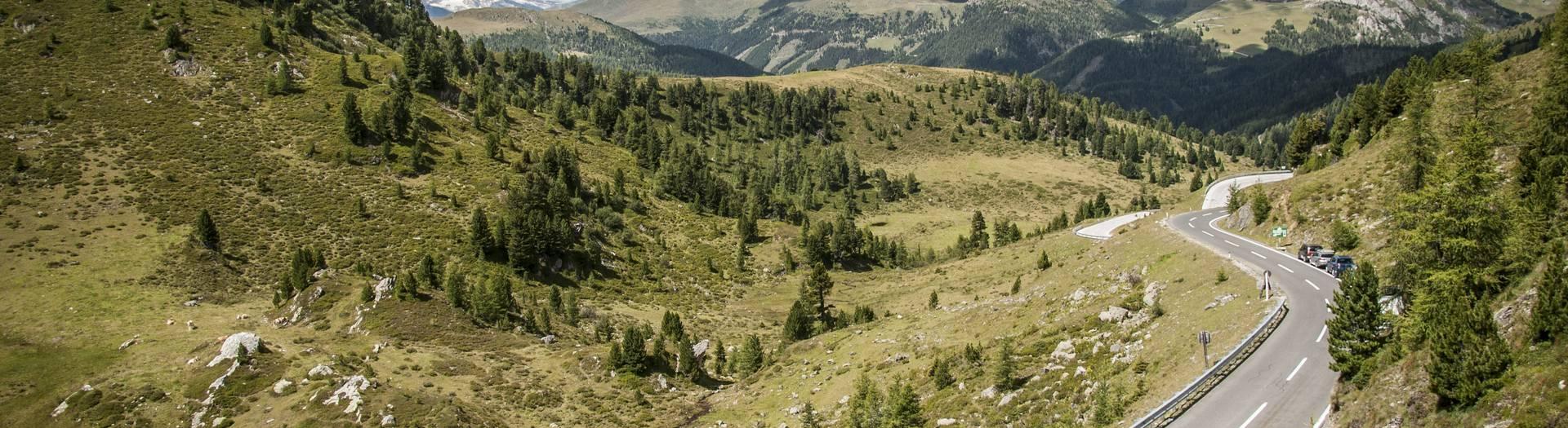 Ebene Reichenau in den Nockbergen
