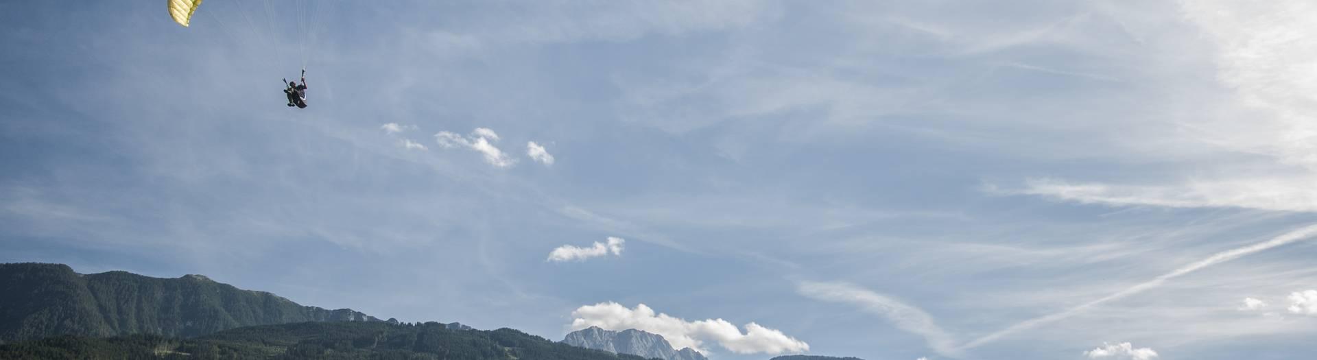 Greifenburg in der Nationalpark-Region Hohe Tauern