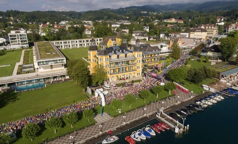 Kärnten läuft Start in Velden