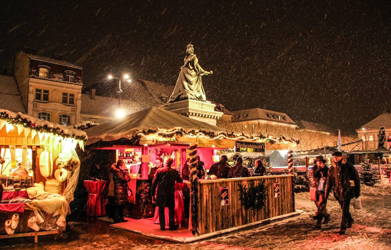 Advent Klagenfurt Am Christkindlmarkt