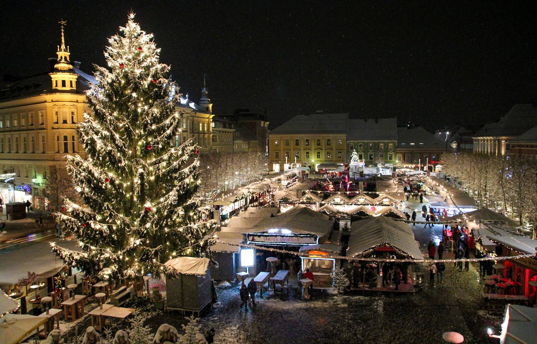 Advent Klagenfurt Christkindlmarkt