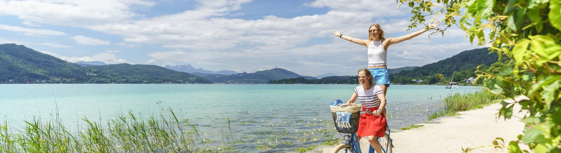 Seensschleife EinstiegBild1 WoertherseeGirls Tine Steinthaler